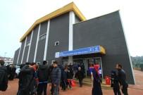 GENÇLİK VE SPOR İL MÜDÜRÜ - Kandıra Spor Salonuna Şehit Binbaşının Adı Verildi