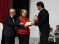 KOMPOZISYON - Kızılay, Öğrenci Ve Bağışçıları Ödüllendirdi