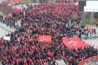 HASAN BASRI GÜZELOĞLU - Kocaeli'de Binlerce Vatandaş Teröre Karşı Yürüdü