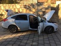 RUHSATSIZ SİLAH - Milas'ta Şüpheli Araçtan Uyuşturucu Ve Silah Çıktı