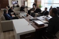 KURU KAYISI - Milletvekili Yaşar'dan MTB'ye Ziyaret