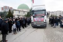 ZEYTİN YAĞI - Mudanya Müftülüğü'nden Halep'e Yardım TIR'ı