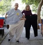 MİDE AMELİYATI - Obezite Ve Tüp Mide Hastaları Antalya'da Bir Araya Geldi