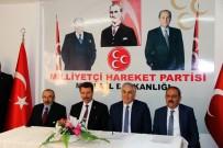MEHMET ERDOĞAN - 'Ortadoğu'da Asıl Hedef Türkiye'