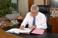 MALİ MÜŞAVİR - Palandöken Açıklaması 'Esnafın Yükü Artırılmamalı, Azaltılmalı'