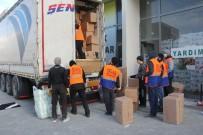 KAVAKLı - Yardım Gönüllüleri Derneği Halep İçin Harekete Geçti