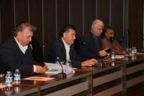 İSMAIL ALTıNDAĞ - Yılın Son Muhtarlar Toplantısı Yapıldı