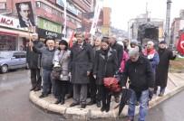ATATÜRK HEYKELİ - ADD'den Rize Belediyesine Tepki