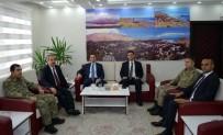 ARİF KARAMAN - Adilcevaz Kaymakamı Arif Karaman Görevine Başladı