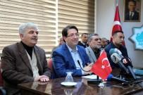 Aksaray'da Yeni Sanayi Projesinde Esnaflara 65 Milyon Liralık Destek