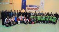 RAMAZAN KURTYEMEZ - Alaca Belediyesi Voleybol Turnuvası Sona Erdi