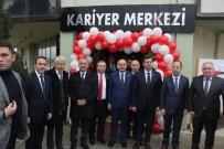 MAHMUT ŞAHIN - Bakan Müezzinoğlu, Kariyer Merkezi'ni Açtı