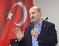Bakan Soylu, Partisinin Bitlis İl Başkanlığını Ziyaret Etti