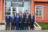 LÜTFI EFIL - Başkan Karaosmanoğlu'ndan İZAYDAŞ'a Yakın Takip