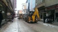 Bayburt'ta Kar Yağışı Hayatı Olumsuz Etkiliyor