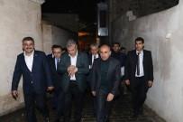 HILMI DÜLGER - Belediye Başkanı Kara Başbakan Yardımcısı Veysi Kaynak'ı Ağırladı