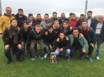 EKONOMI VE TEKNOLOJI ÜNIVERSITESI - Bilecik Şeyh Edebali Üniversitesi Futbol Takımı Antalya'da İkinci Oldu