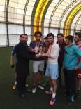 Burhaniye' De Okullar Arası Halı Saha Turnuvası Düzenlendi
