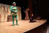 ÇOCUK TİYATROSU - Büyükşehir Belediyesi Çocuk Oyunlarını Kayseri'ye Getirmeye Devam Ediyor