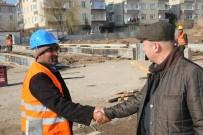 MIMARSINAN - Çolakbayrakdar, Yeni Nesil Pazar Yerlerinin Projesini İnceledi
