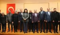 MİLLETVEKİLLİĞİ SEÇİMLERİ - Cumhurbaşkanı Başdanışmanları 'Yeni Türkiye Ve Cumhurbaşkanlığı' Sistemini Anlattı