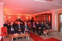 MUHARREM ERTAŞ - Edremit'te Edebiyat Rüzgarları Esmeye Başladı