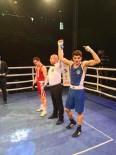 KAĞıTSPOR - Enes Refik, Türkiye Şampiyonu Oldu