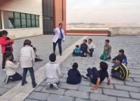 ÇOCUK OYUNLARI - Geleneksel Çocuk Oyunları TED Şanlıurfa Kolejinde Yeniden Canlanıyor