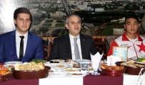 BURHAN KAYATÜRK - Gençlik Ve Spor Bakanı Akif Çağatay Kılıç Açıklaması