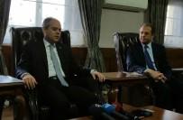 BURHAN KAYATÜRK - Gençlik Ve Spor Bakanı Akif Kılıç Van'da