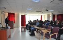 SİYASAL BİLGİLER FAKÜLTESİ - Genel Sekreter Aksoy, Siyasal Bilgiler Fakültesinde Sunum Yaptı