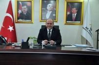 GARNIZON KOMUTANLıĞı - Görevine Son Verilen AK Parti Manisa İl Başkanı Gürcan'dan İlk Açıklama