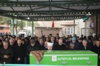 BALıKESIR BELEDIYESI - Hafız Nurcan Keskin Son Yolculuğuna Uğurlandı