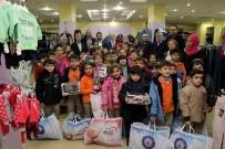 KAĞITHANE BELEDİYESİ - Halepli Çocukların Yüzleri Güldü