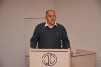 MIMAR SINAN GÜZEL SANATLAR ÜNIVERSITESI - 'İç Mimarlık Bölümleri Giriş Sınavı Ve Niteliği Paneli' Düzenlendi