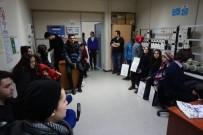SEZAI KARAKOÇ - İMKB Anadolu Öğretmen Lisesi Öğrencileri BEÜ'yü Gezdi