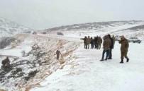 Isparta'da Askeri Araç Kaza Yaptı Açıklaması 3 Asker Hafif Yaralı