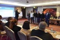 GEZİ REHBERİ - Kepez Bürokratlarına 'Protokol Ve Temsil Eğitimi'