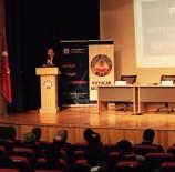 KOOPERATİFÇİLİK - Kuyucak'ta Kooperatifçilik Konuşuldu