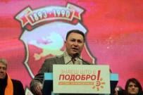 ARNAVUT - Makedonya'daki Seçimlerde VMRO'nun Liderliği Kesinleşti