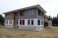 KAPALI ALAN - Merkezefendi Belediyesi'nden Eğitim Hamlesi