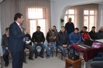 Milas'ta Esnaf Odasının KOSGEB Kursu Başladı