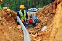 KAKLıK - MUSKİ, Bodrum'da 7 Bölgenin Su Sıkıntısını Giderdi