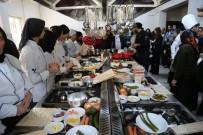 GÜLBEYAZ - ODÜ'de Aşçı Adaylarına Yeni Trendler Tanıtıldı