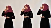 İŞİTME ENGELLİ - OMÜ'de İşaret Diliyle Anlamlı Gösteri
