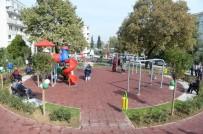 MUSTAFA DÜNDAR - Osmangazi Parklarla Donatılıyor