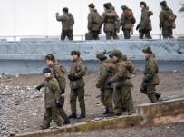 LAZKİYE - Rusya, Karadeniz'de Cesetleri Arıyor