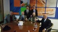 VEZIRHAN - Şahlanış Hareketi Genel Başkanı Murat Altun, Bilecik'te Temaslarda Bulundu