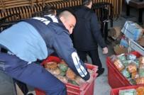 SÜLEYMAN YıLMAZ - Samsun'da 1 Ton Tarihi Geçmiş Gıda Ele Geçirildi