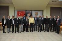 AHMET ÜNAL - Satranç Ve Briç Turnuvası Yoğun İlgi Gördü